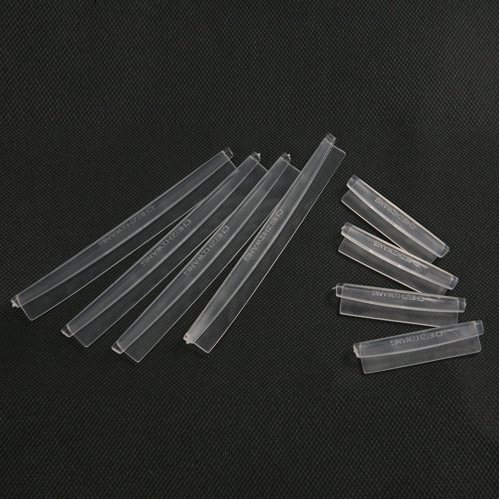 8pcs car door edge guards trim molding clear protection for Door edge trim